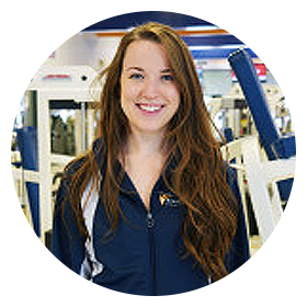 Molly Carbin in Boston - Beacon Hill Athletic Clubs