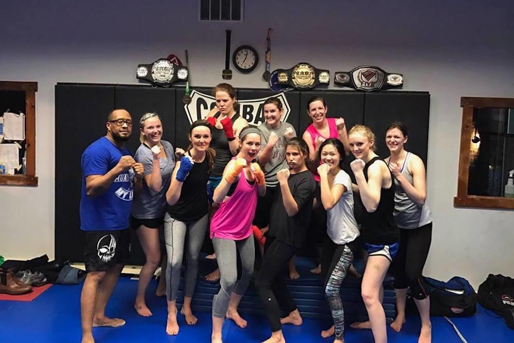Combat Sports Boston BJJ MMA Kickboxing