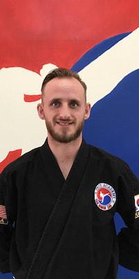 Master Jake Allen in Schenectady - Pai's Taekwondo