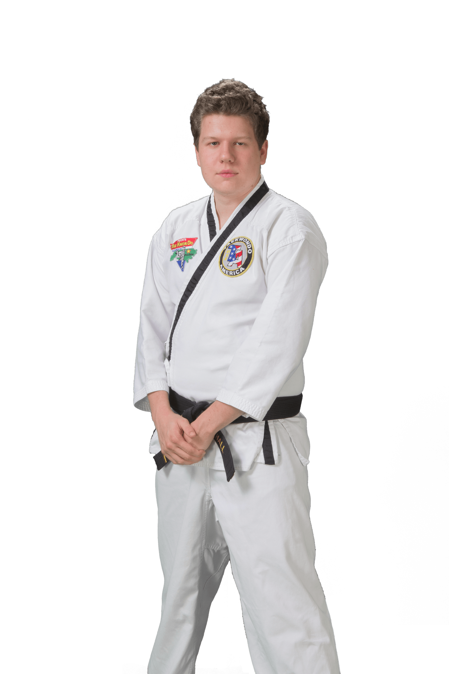 Rob Hall in Raleigh - Peck's Taekwondo America