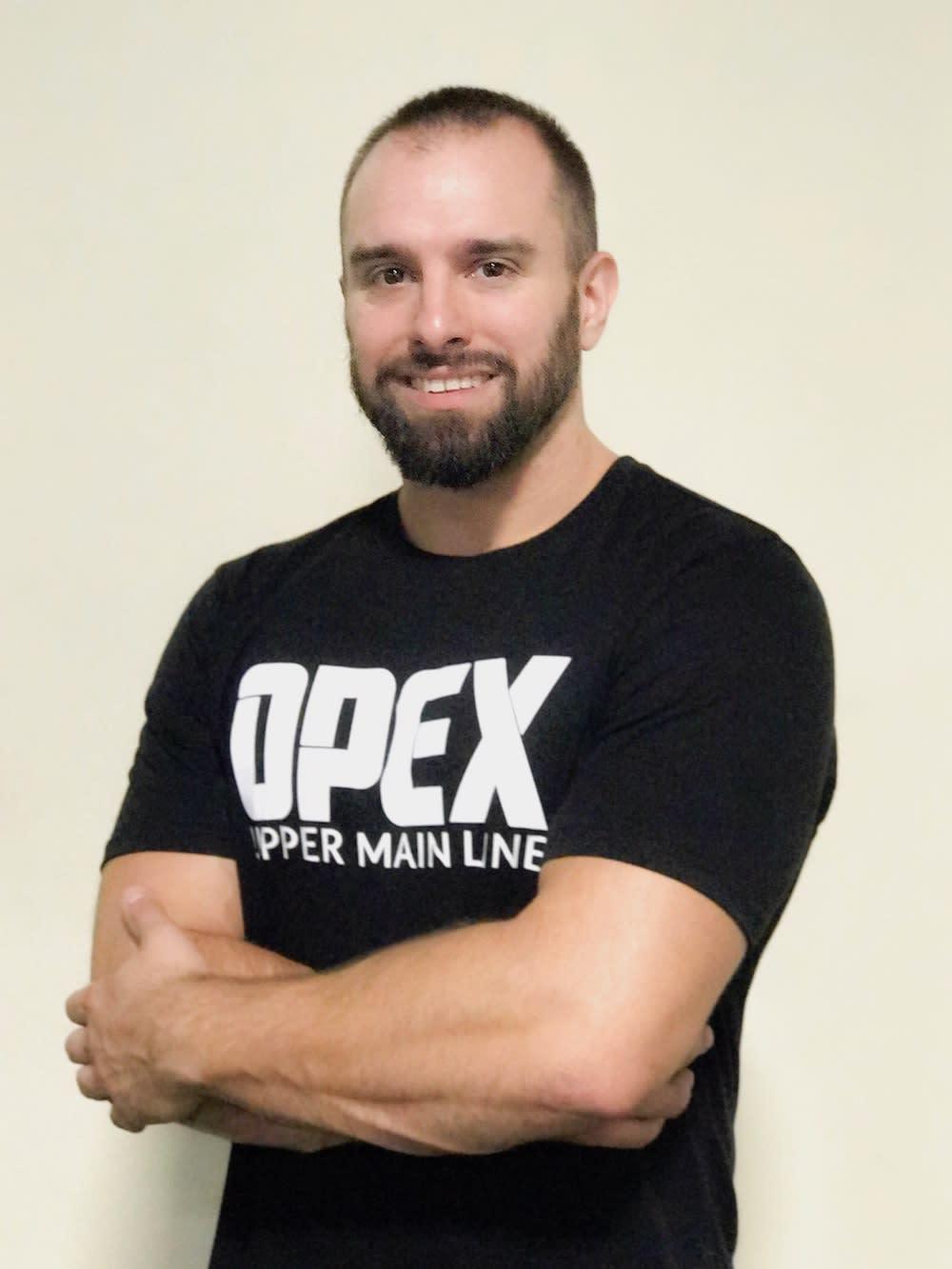 Chris Drumheller in Paoli - OPEX Upper Main Line