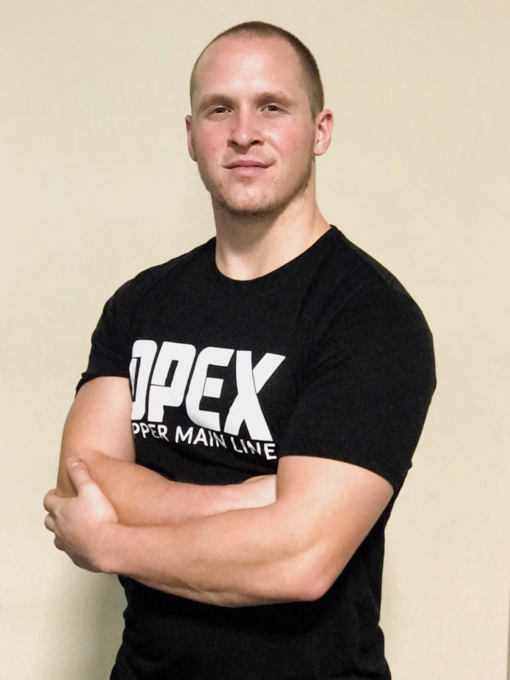 Tyler Fischer in Paoli - OPEX Upper Main Line