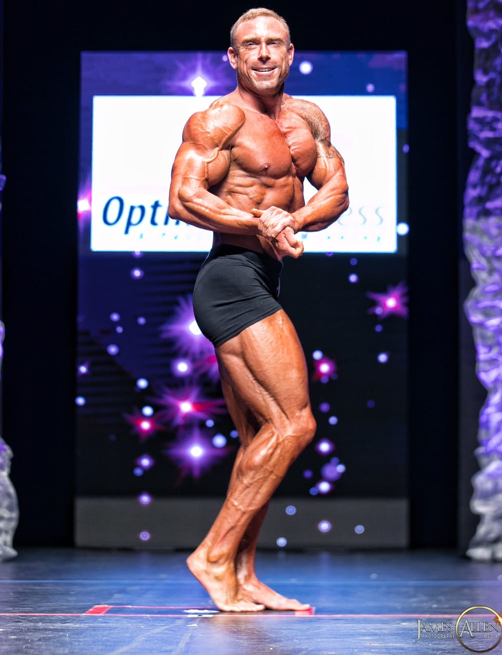 Tom Rutherford in Far North Dallas - Extreme Iron Pro Gym