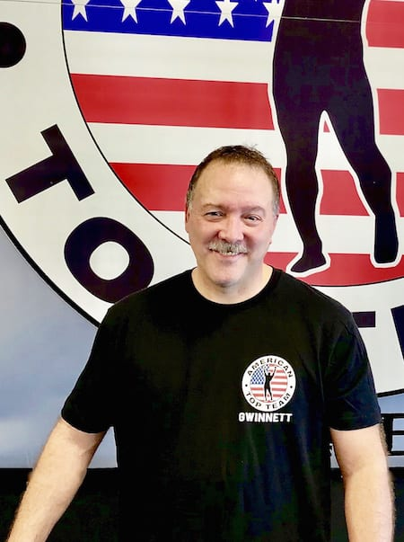 John Hogg in Lawrenceville - American Top Team Of Gwinnett
