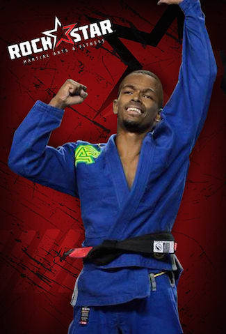 "João ""Somalia"" Pedro in Frisco - Rockstar Martial Arts and Fitness"
