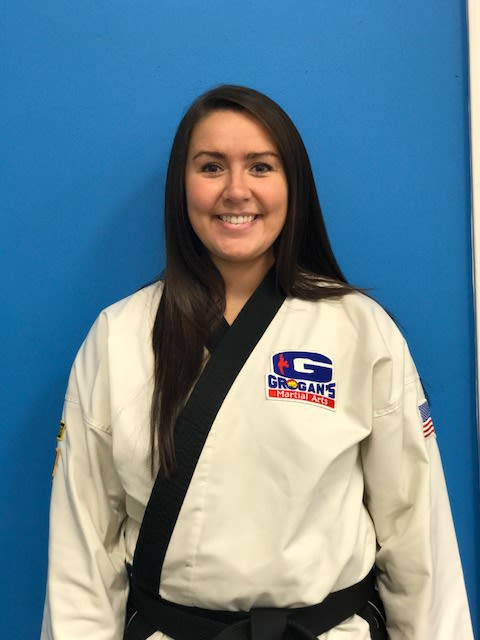 Morgan Whiteford  in Edwardsville - Grogan's Academy Of Martial Arts