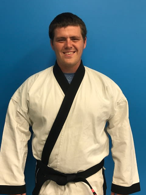 Jacob Clendenen in Edwardsville - Grogan's Academy Of Martial Arts