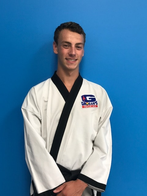 Austin Grogan in Edwardsville - Grogan's Academy Of Martial Arts