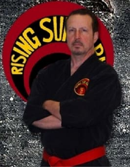 Shihan Herbster in Toms River - Rising Sun Karate Academy