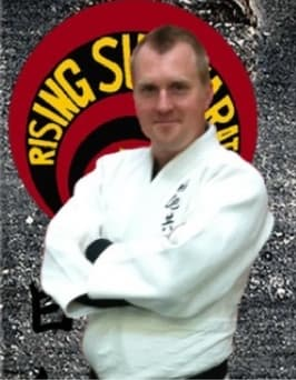 Mr. Eric Gordon in Toms River - Rising Sun Karate Academy