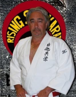 Sensei C. Scott Main in Toms River - Rising Sun Karate Academy