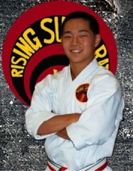 Renshi Herbster in Toms River - Rising Sun Karate Academy