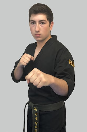 Mitchell Callahan in North Attleboro - Mu Han Total Martial Arts