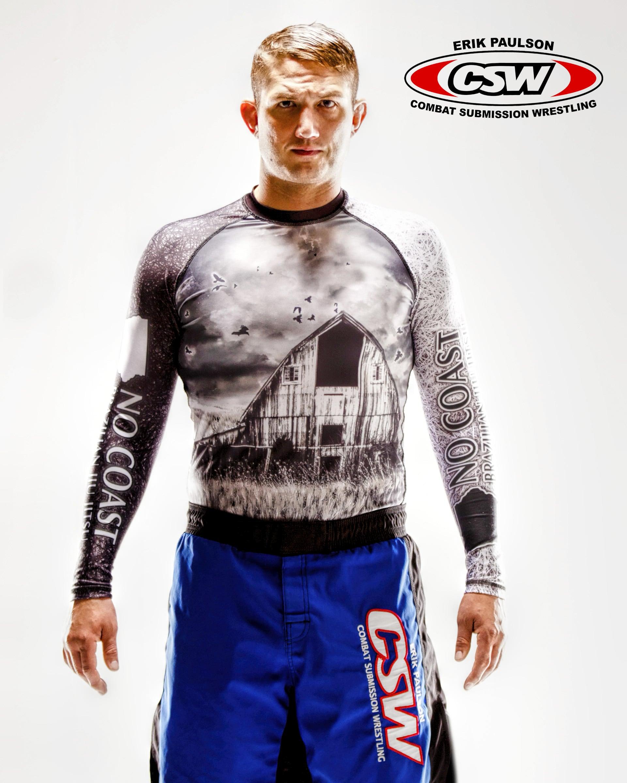 Jared Bahr in Urbandale - No Coast Brazilian Jiu Jitsu