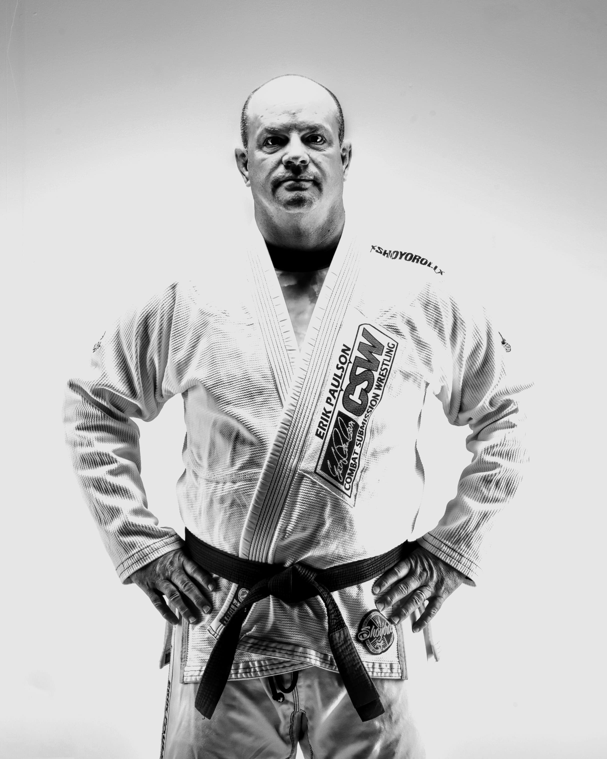 Cliff Harris in Urbandale - No Coast Brazilian Jiu Jitsu