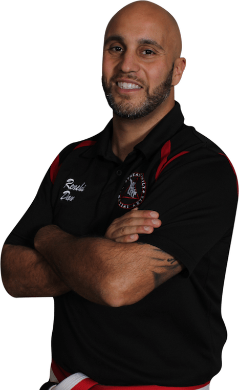 Daniel Luzzi in Coventry - Northeast Family Martial Arts