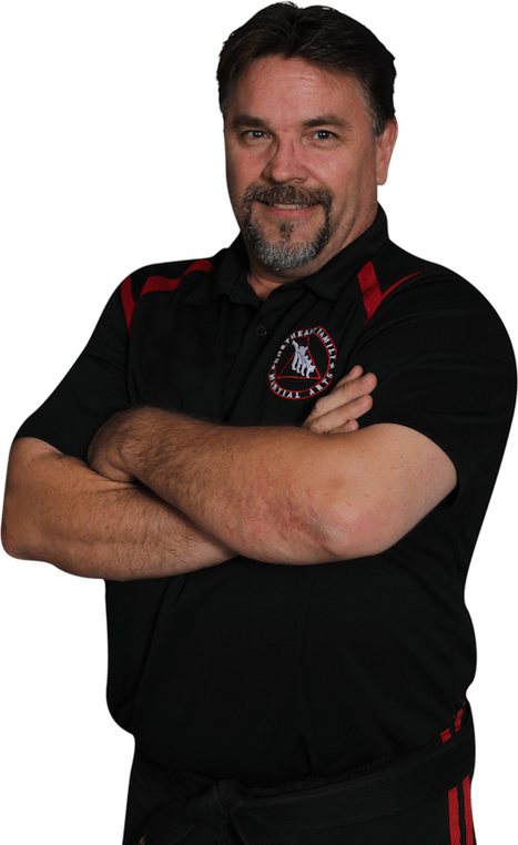 Mr. Jack in Coventry - Northeast Family Martial Arts