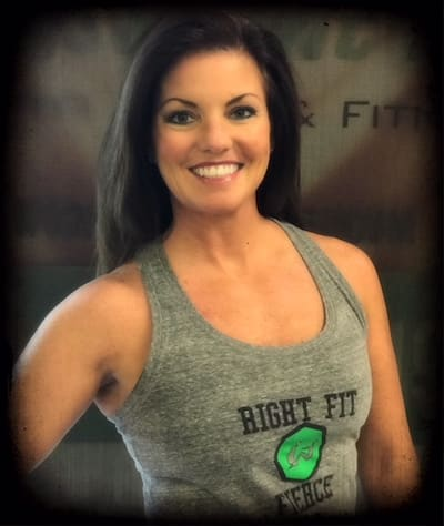 Angie Doherty in Shawnee - Right Fit - Fuel & Fitness
