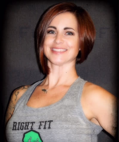 Mandi Dow in Shawnee - Right Fit - Fuel & Fitness