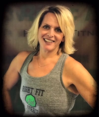 Paula Wharff in Shawnee - Right Fit - Fuel & Fitness