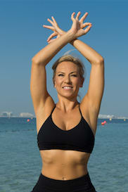 Vanessa Roux in Dubai - Inspire Yoga Pilates And Fitness