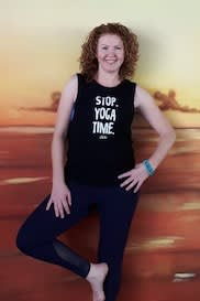 Laurie Jane Emmerson in Dubai - Inspire Yoga Pilates And Fitness