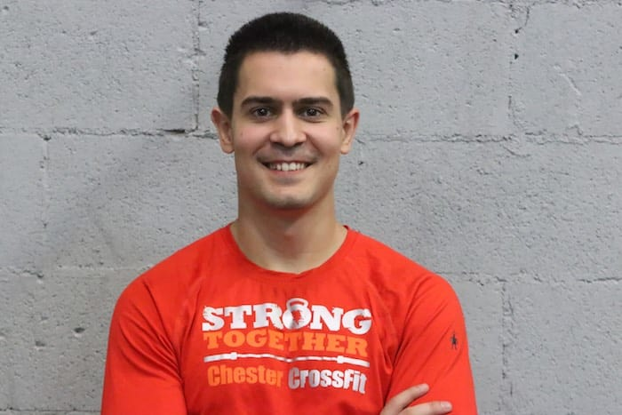 Joe Rusyn in Chester - Strong Together Chester