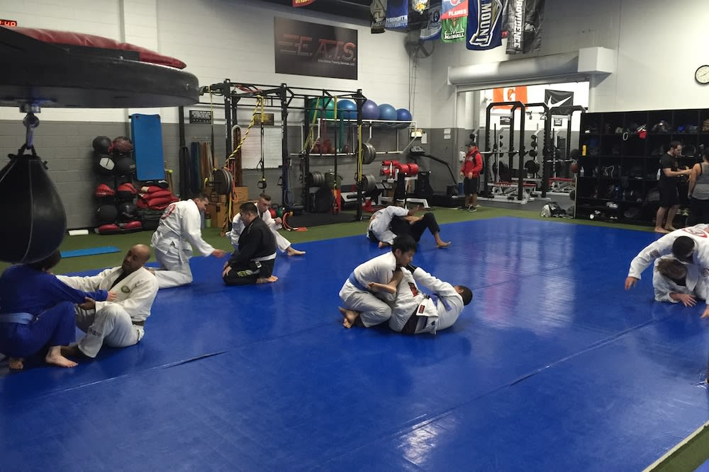 Rockville Brazilian Jiu Jitsu