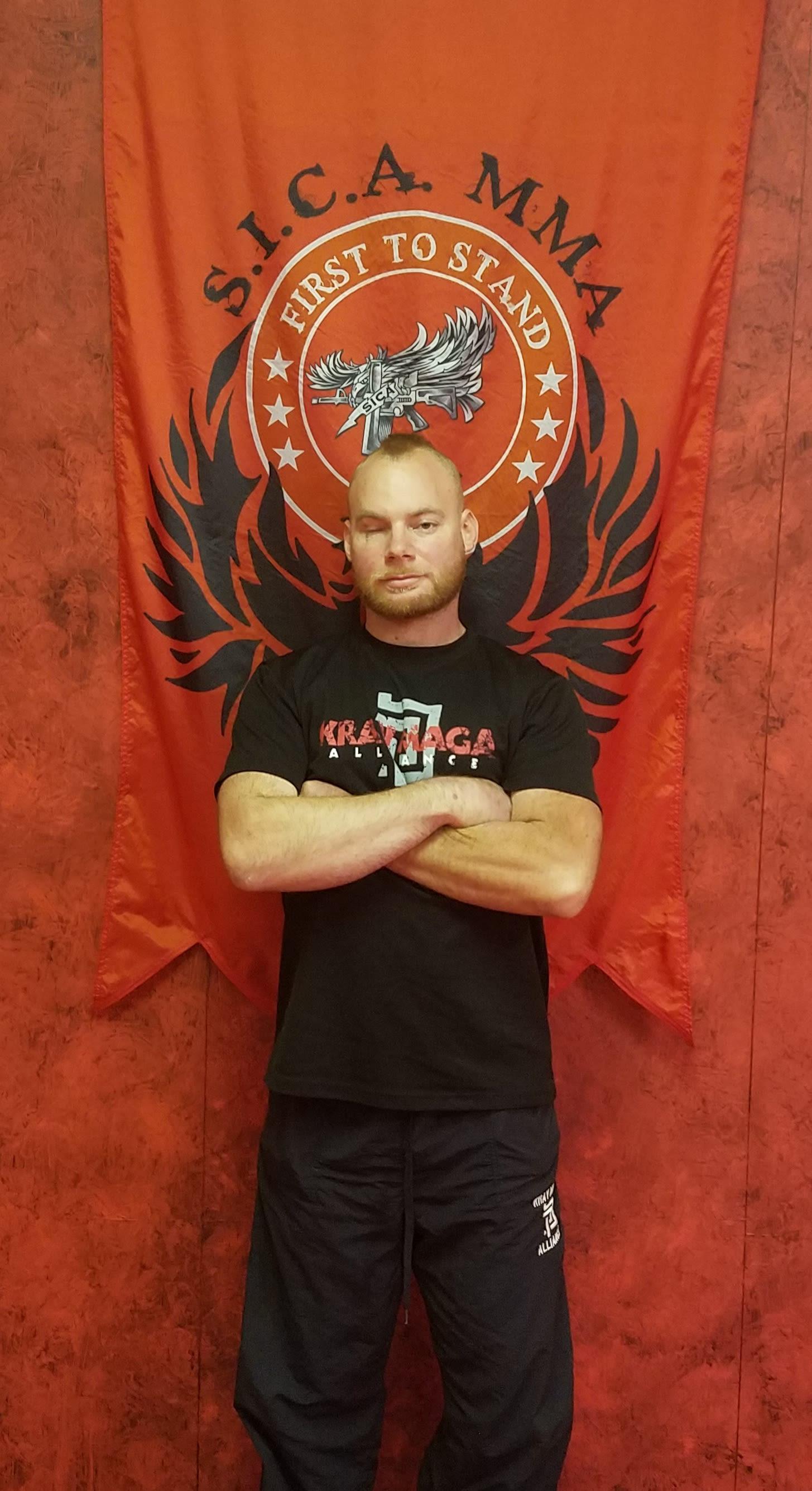Adam Sibley in  Gonzales - S.I.C.A. MMA