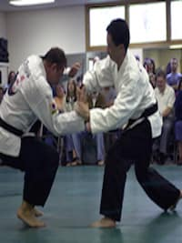 Master Paul Chay in Racine - Chay's Tae Kwon Do