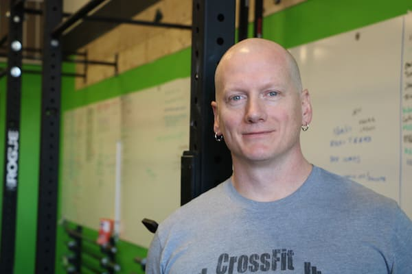 Dale Collison in Duluth - Crossfit Duluth