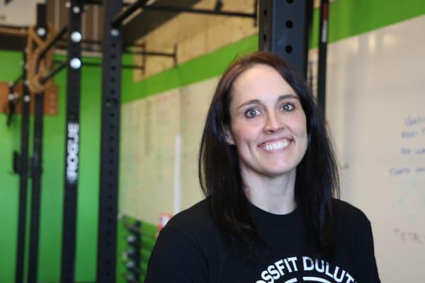Tiffany Schubitzke in Duluth - Crossfit Duluth