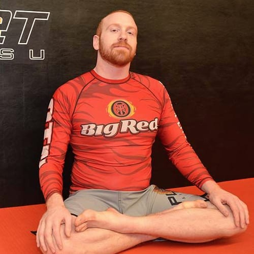 Adam Sachnoff in San Mateo - 10th Planet Jiu Jitsu San Mateo