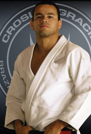 Professor Crosley Gracie in Brentwood - Crosley Gracie Jiu-Jitsu