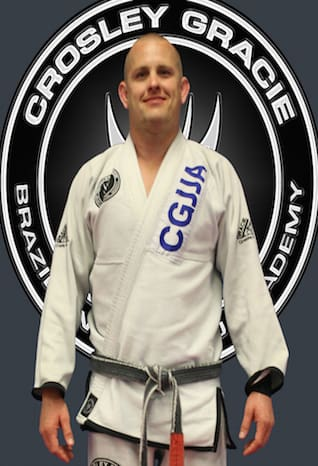 Professor Ryan Murphy in Brentwood - Crosley Gracie Jiu-Jitsu