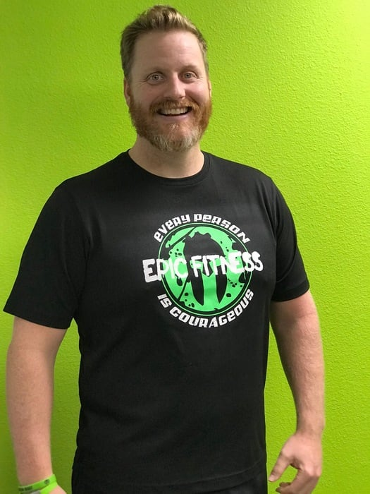 Chris M in Simi Valley - Epic Fitness