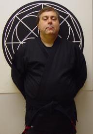 Steve Pellegrini in Wayne - Nackord Karate System
