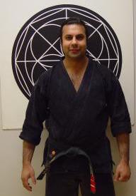 Sanj Surati in Wayne - Nackord Karate System