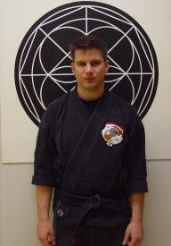 Paul Palcko in Wayne - Nackord Karate System