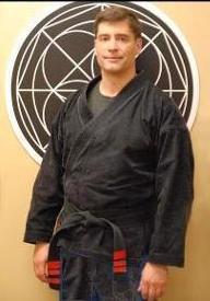 Marc Padovani in Wayne - Nackord Karate System