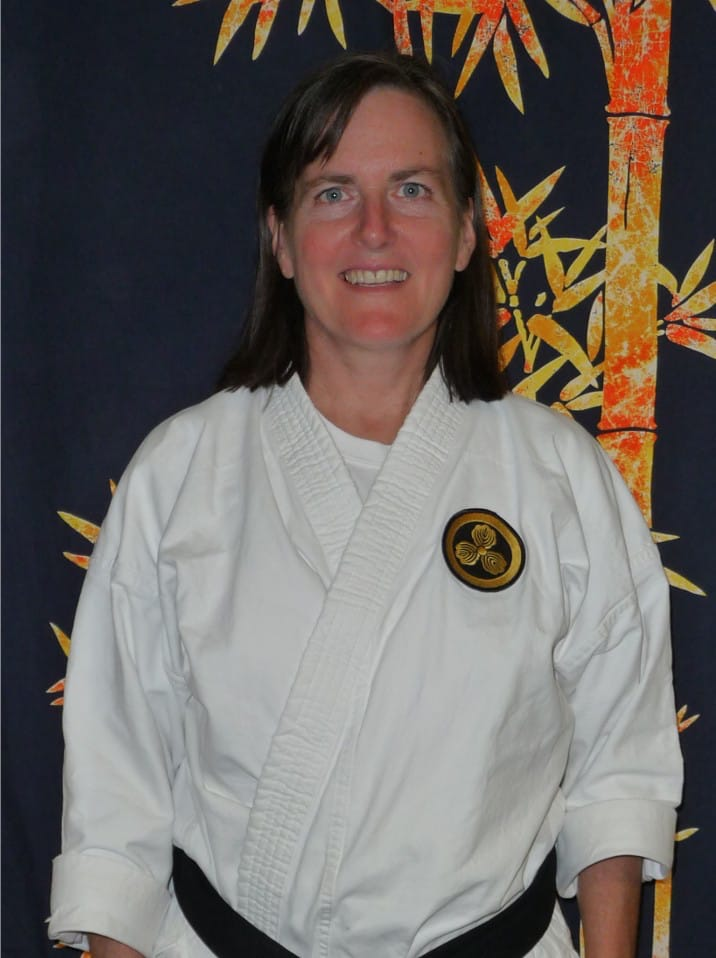 Sensei Janice Record in Port Orchard - UKO Karate