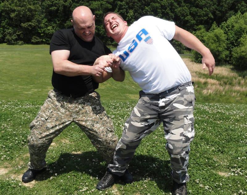 Allen J. Sachetti in Newark - Dauntless Martial Arts