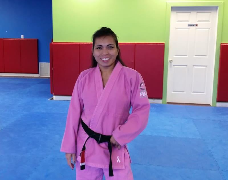 Maribeth Sachetti in Newark - Dauntless Martial Arts