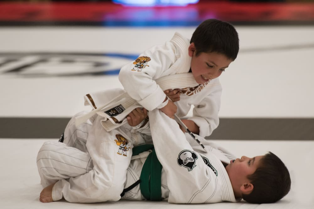 San Mateo Kids Martial Arts