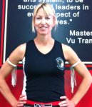 Kru Logevall (Assistant Head Instructor) in Boulder - Tran's Martial Arts And Fitness Center