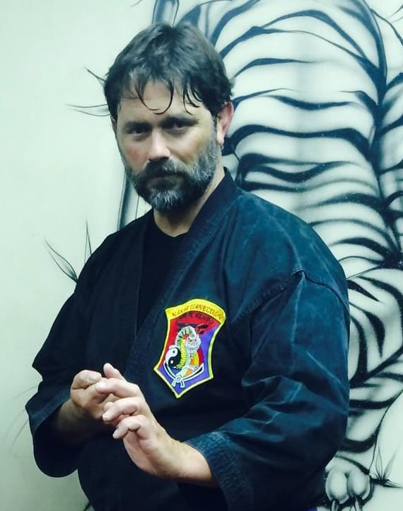 David Ghigliotty in Warwick - West Bay Martial Arts