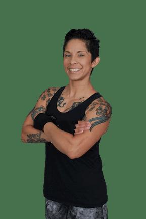 Maria Ruiz in Manhattan - Evolution Training Center