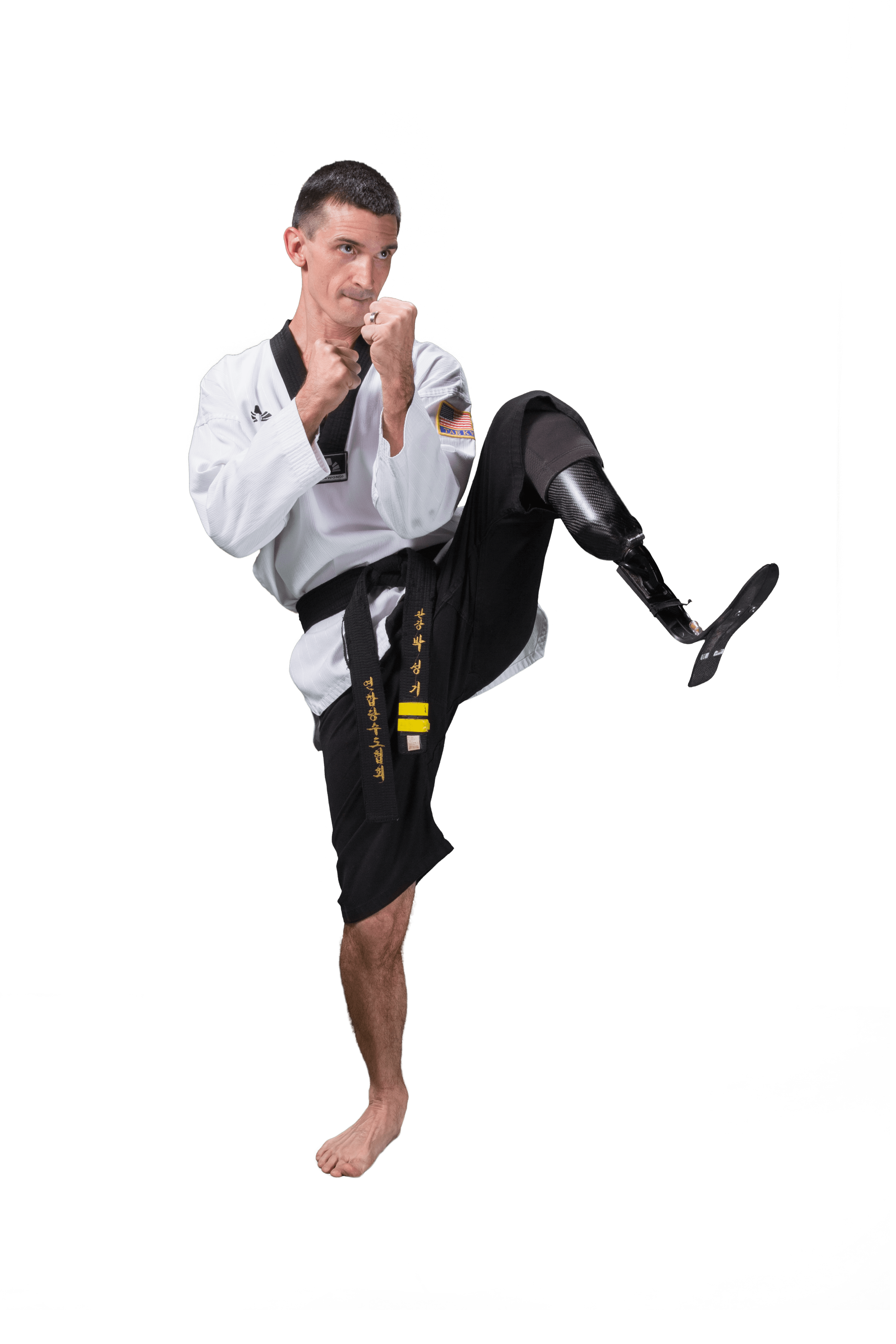 Mr. Stephen France  in Oceanway - All-Star Martial Arts