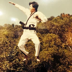 Grandmaster Kun Yoo Park in Stewartville - Park Institute of Tae Kwon Do