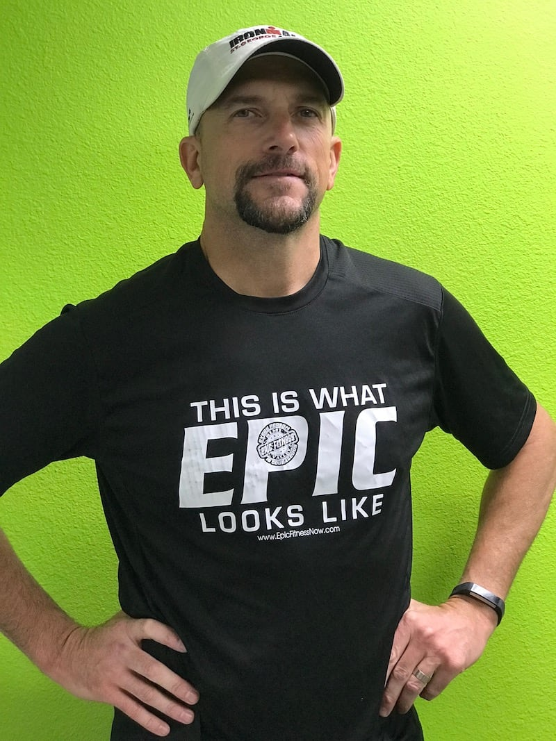 Nick A in Simi Valley - Epic Fitness
